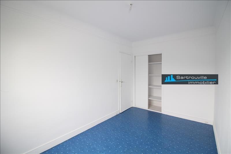 Vendita appartamento Sartrouville 151000€ - Fotografia 5