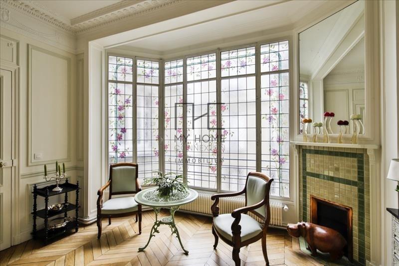 Immobile residenziali di prestigio appartamento Paris 17ème 2940000€ - Fotografia 7