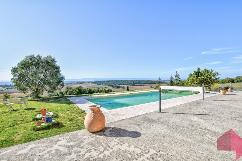 Vente de prestige maison / villa Villefranche de lauragais 549000€ - Photo 12