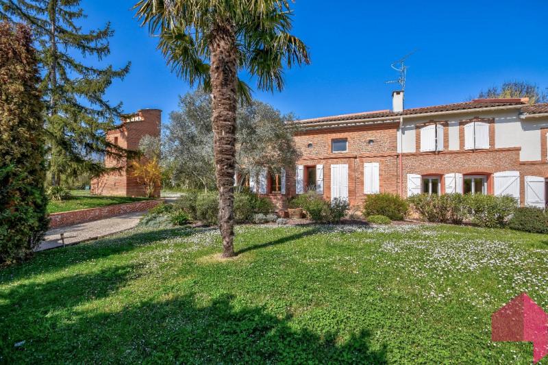Venta de prestigio  casa Castelmaurou 950000€ - Fotografía 1
