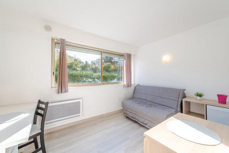 Sale apartment Villeneuve loubet 88000€ - Picture 1