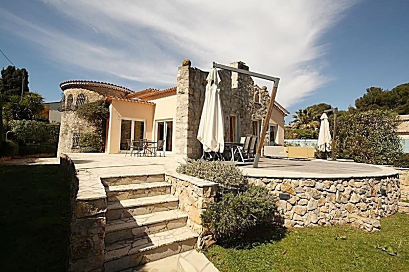 Vacation rental house / villa Cap d'antibes  - Picture 2