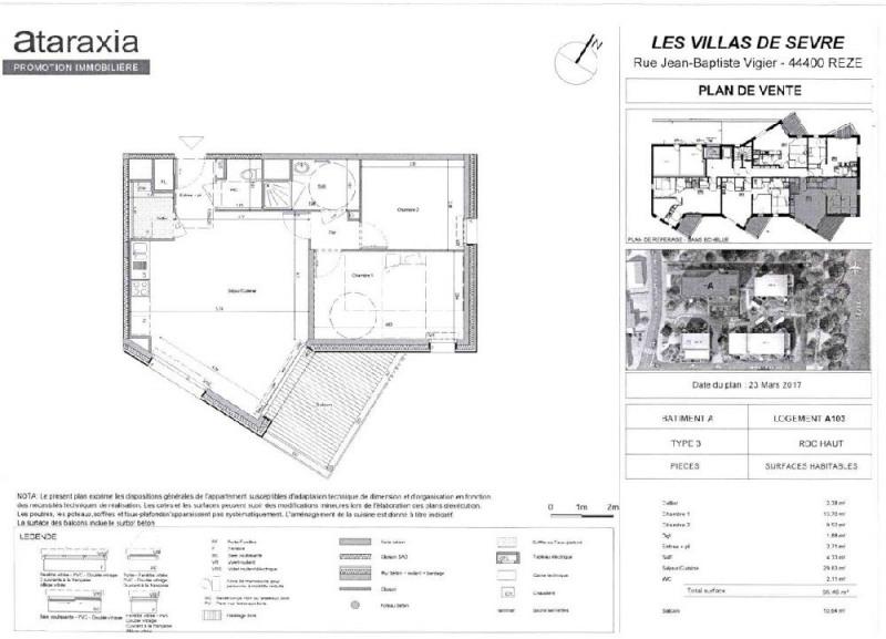 Alquiler  apartamento Reze 735€ CC - Fotografía 2