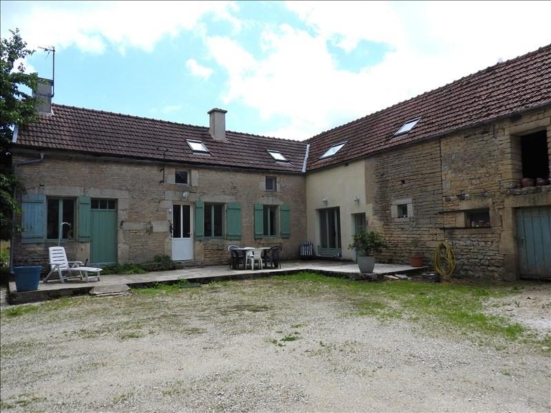 Sale house / villa Entre chatillon / montbard 139000€ - Picture 1