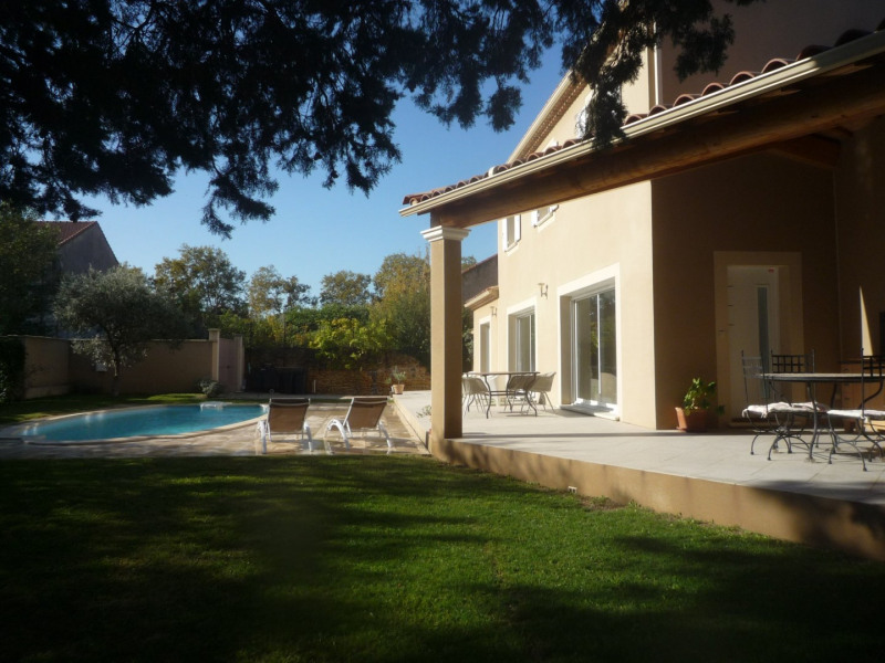 Sale house / villa Orange 469 000€ - Picture 2