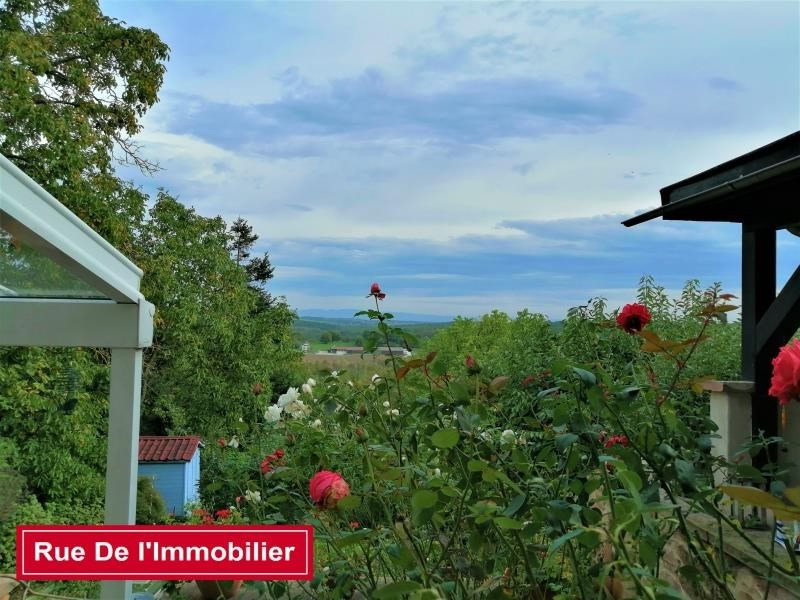 Vente maison / villa Niederbronn les bains 354500€ - Photo 1