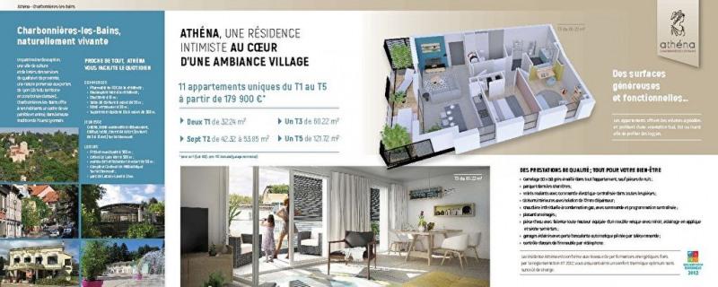 Sale apartment Charbonnières les bains 230900€ - Picture 2