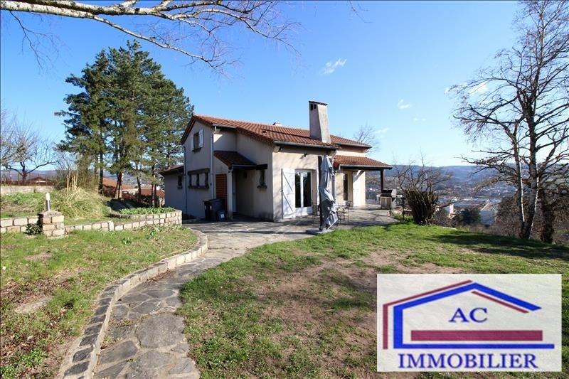 Vente maison / villa Unieux 345000€ - Photo 1