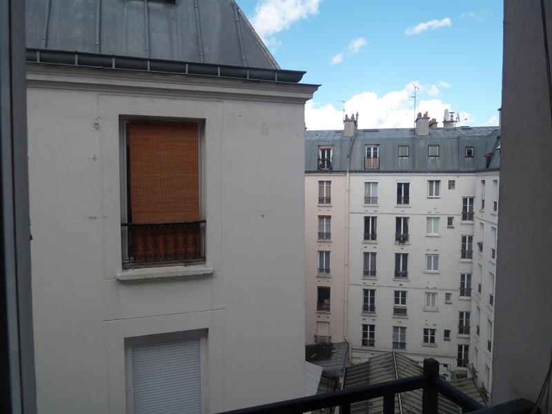 Rental apartment Paris 10ème 750€ CC - Picture 6