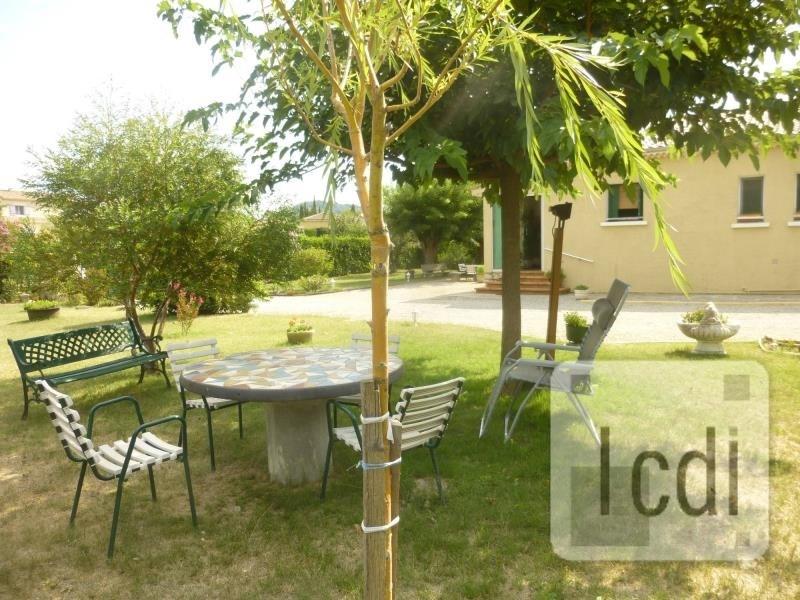 Vente maison / villa La bégude-de-mazenc 318000€ - Photo 2