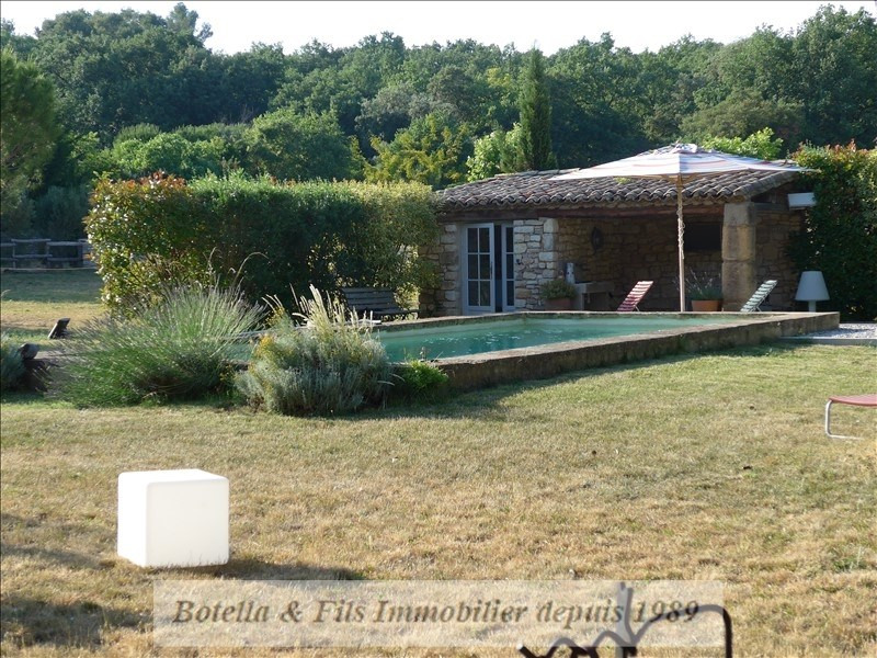 Verkauf von luxusobjekt haus Uzes 2700000€ - Fotografie 12