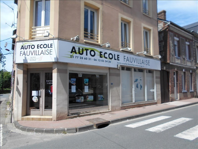 Location local commercial Fauville en caux 695€ HT/HC - Photo 3