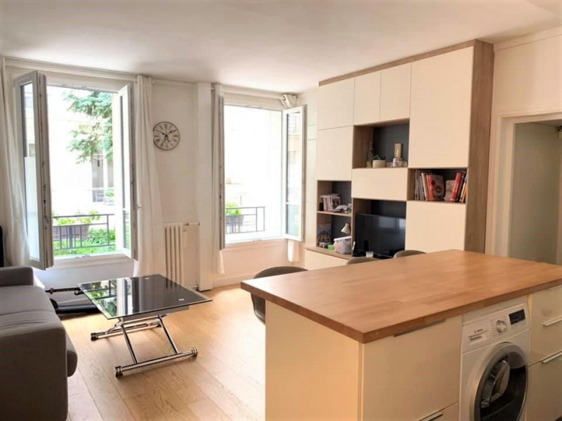 Vente appartement Paris 17ème 625 000€ - Photo 2