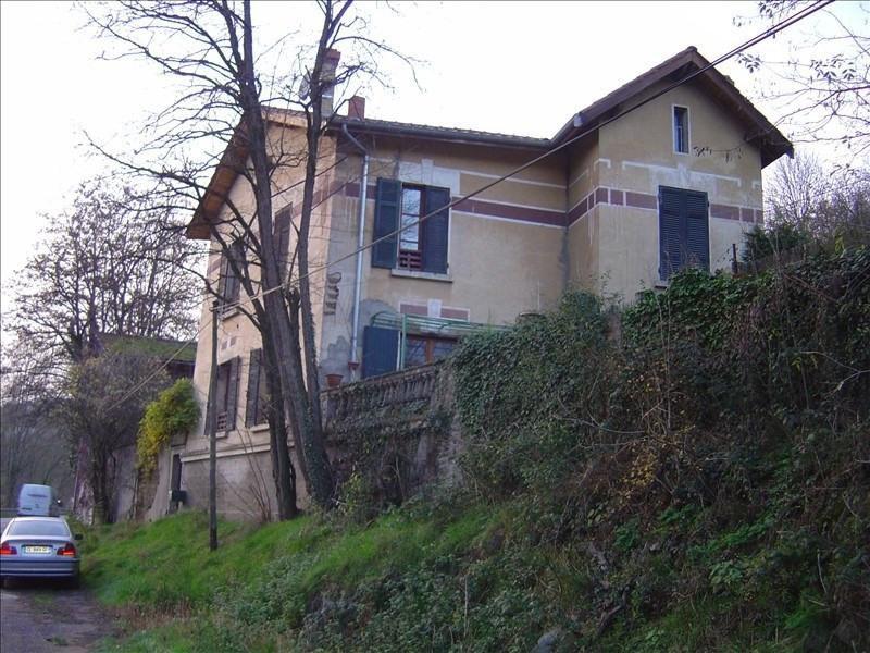 Vente maison / villa Brussieu 250000€ - Photo 1