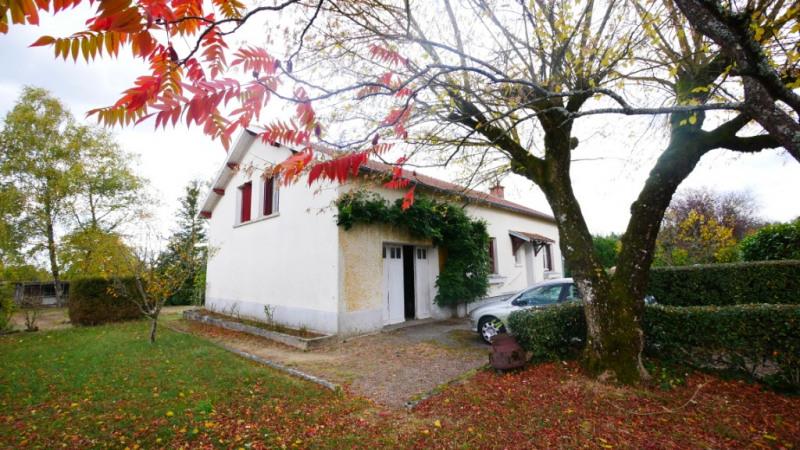 Sale house / villa Roussac 99000€ - Picture 8