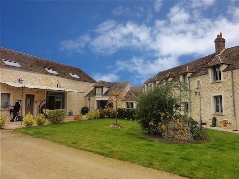Vente de prestige maison / villa Montfort l amaury 930000€ - Photo 1