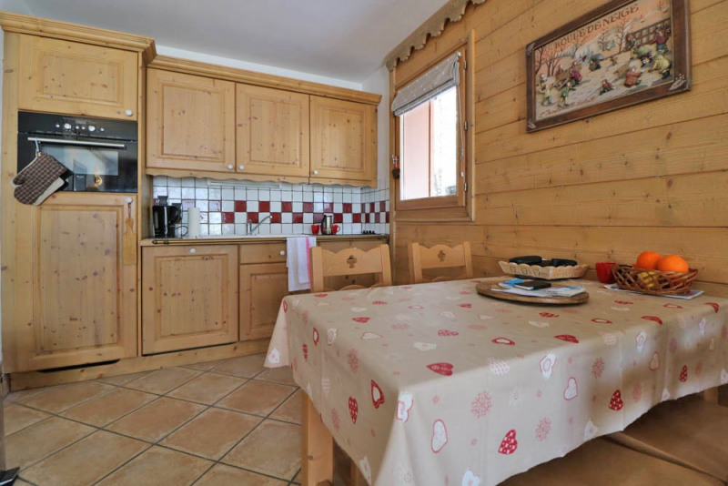 Vente appartement La rosière 150000€ - Photo 9