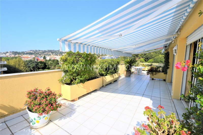 Deluxe sale apartment Menton 1 352 000€ - Picture 1