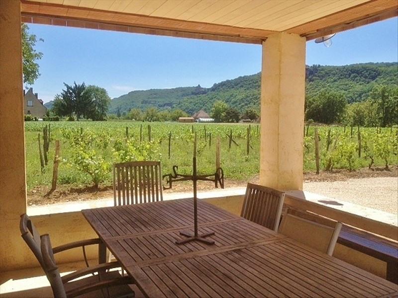 Vente maison / villa Vezac 368000€ - Photo 2