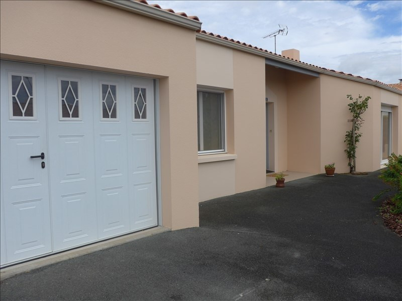 Vente maison / villa La roche sur yon 237000€ - Photo 1