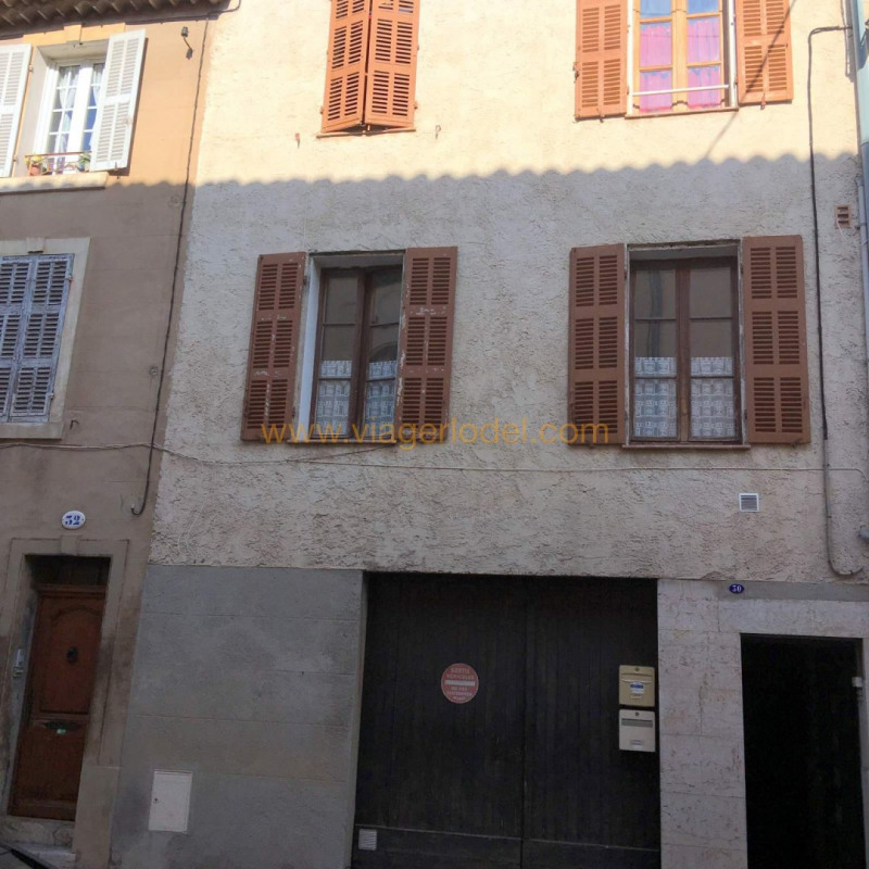 Viager maison / villa Tourves 150 000€ - Photo 1