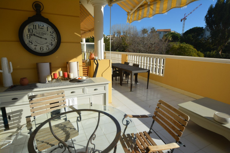 Sale apartment Antibes 338000€ - Picture 2