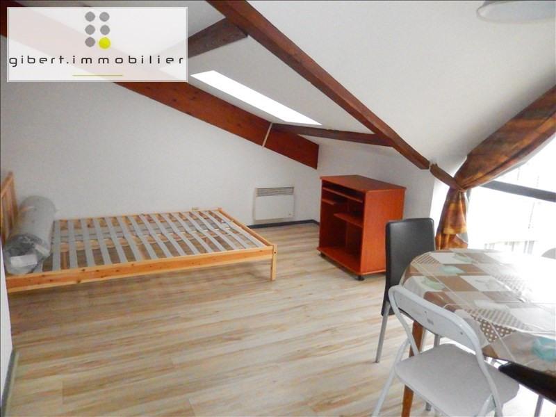 Rental apartment Le puy en velay 260€ CC - Picture 3