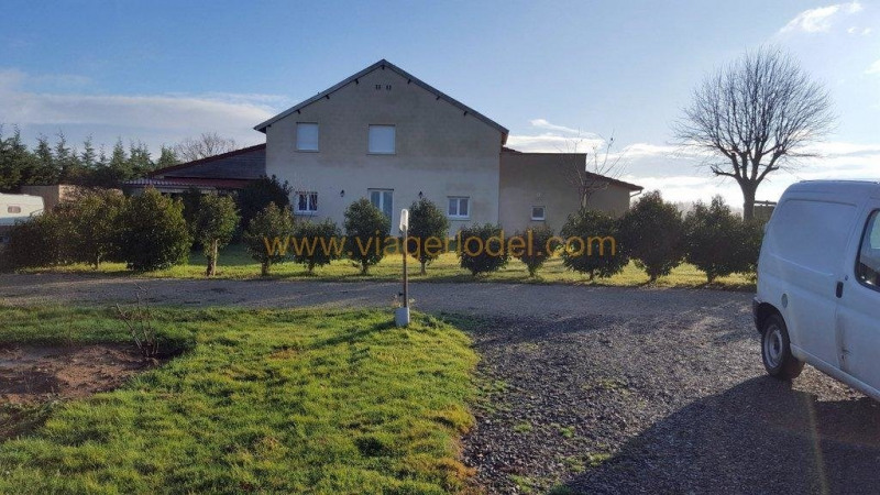 Life annuity house / villa Cublac 167500€ - Picture 6