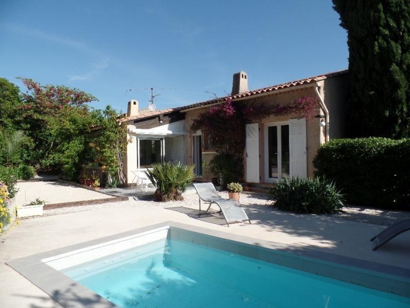 Vente maison / villa La crau 494000€ - Photo 13