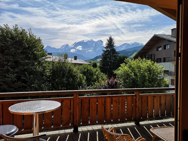 Vente de prestige appartement Combloux 850 000€ - Photo 1
