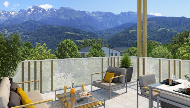Revenda residencial de prestígio apartamento Bernin 425000€ - Fotografia 1