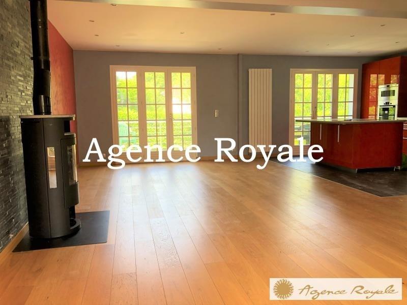 Rental house / villa Fourqueux 2884€ CC - Picture 2