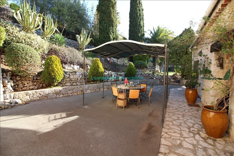 Vente de prestige maison / villa Peymeinade 595000€ - Photo 13