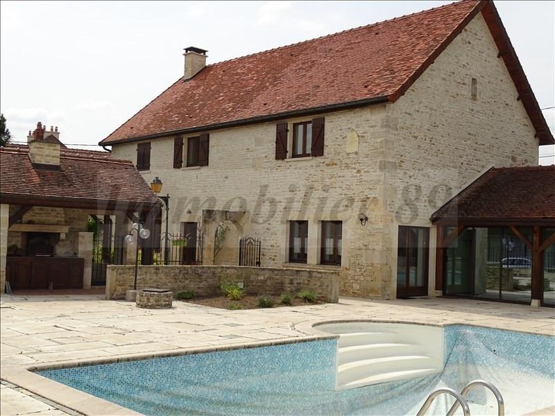 Sale house / villa Au coeur de la forêt 295000€ - Picture 1