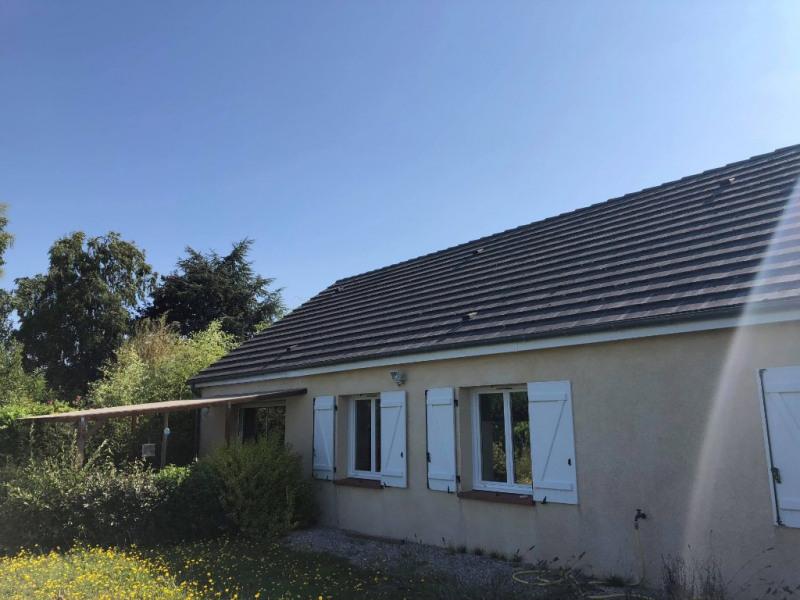 Sale house / villa Courville sur eure 169855€ - Picture 1