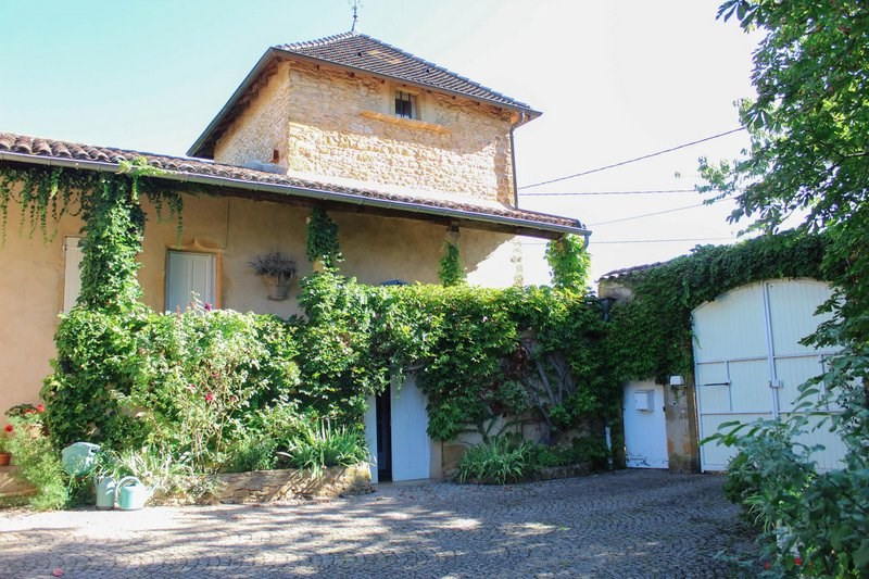 Deluxe sale house / villa Le bois-d'oingt 670000€ - Picture 1