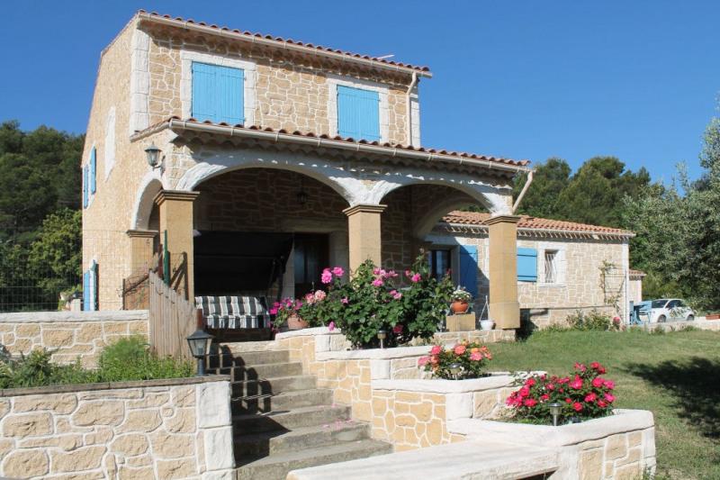 Verkoop van prestige  huis Rognes 660000€ - Foto 2