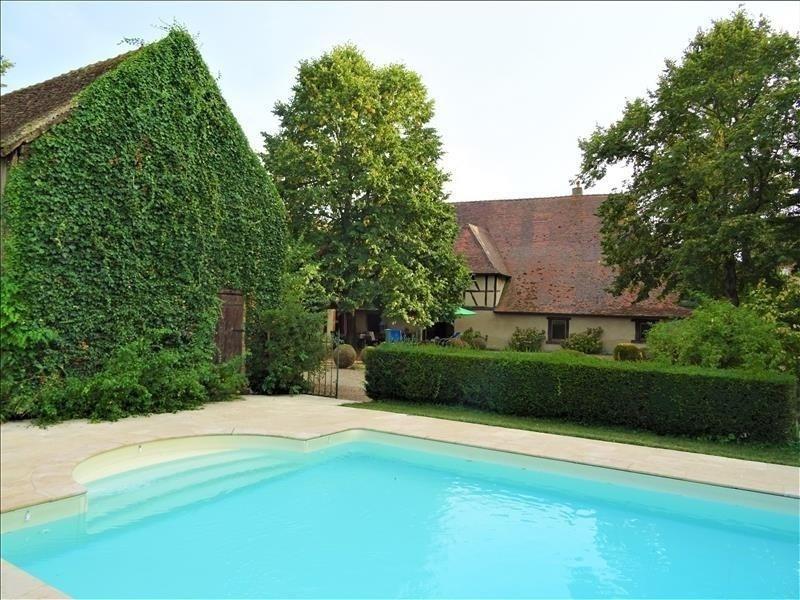 Venta  casa Villeneuve sur allier 378000€ - Fotografía 1