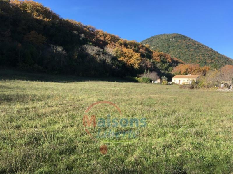 Terrain 1065m² à rochemaure