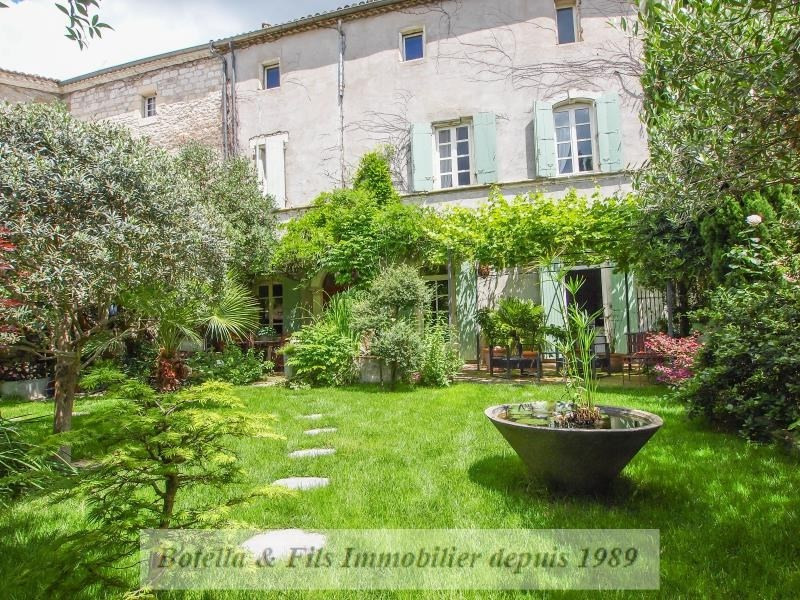 Deluxe sale chateau Uzes 565000€ - Picture 2