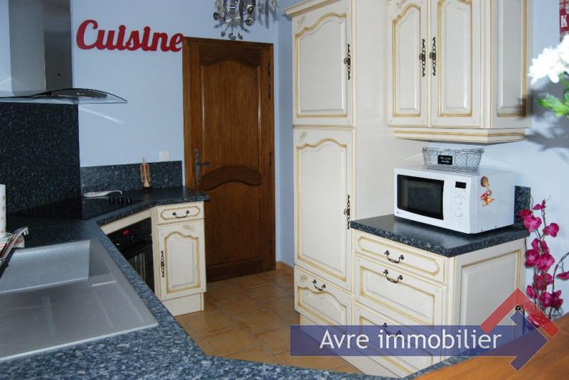 Vente maison / villa Verneuil d'avre et d'iton 197000€ - Photo 2