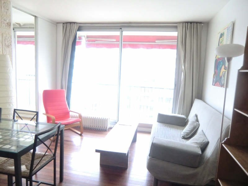 Rental apartment Boulogne billancourt 1 190€ CC - Picture 1