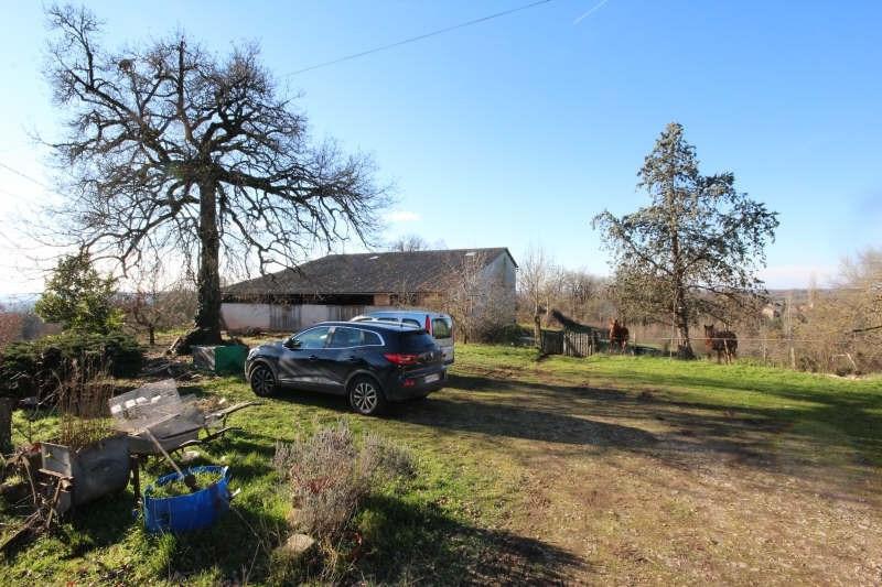 Sale house / villa Najac 137800€ - Picture 6