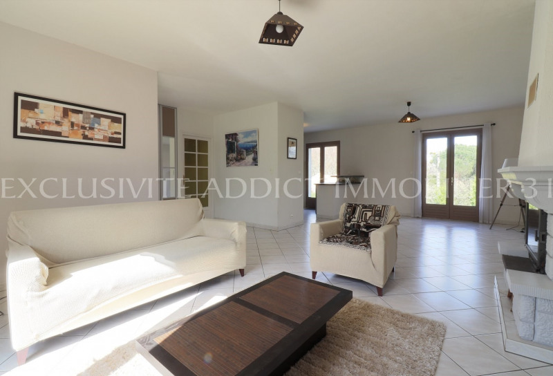 Vente maison / villa Pechbonnieu 365000€ - Photo 5