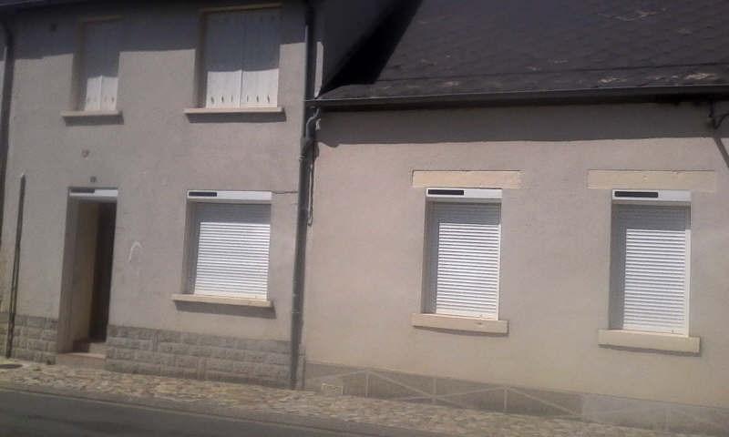 Vente maison / villa Mery es bois 59000€ - Photo 5
