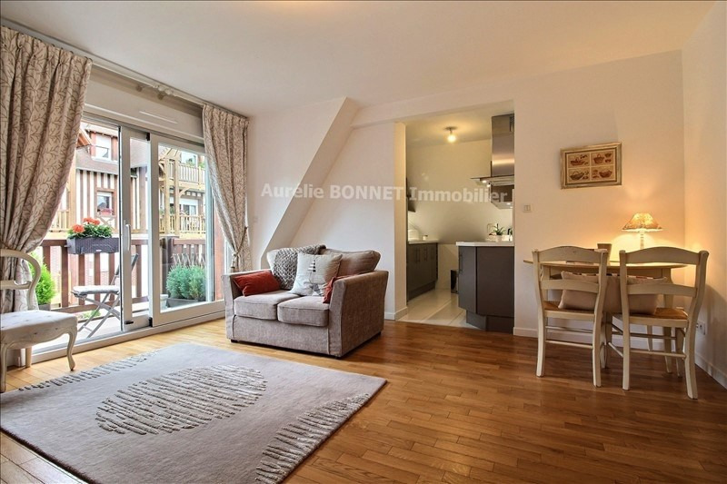 Vente appartement Deauville 215 000€ - Photo 1