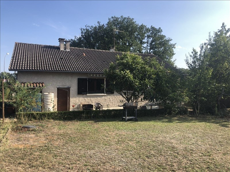 Vente maison / villa Iteuil 159000€ - Photo 1
