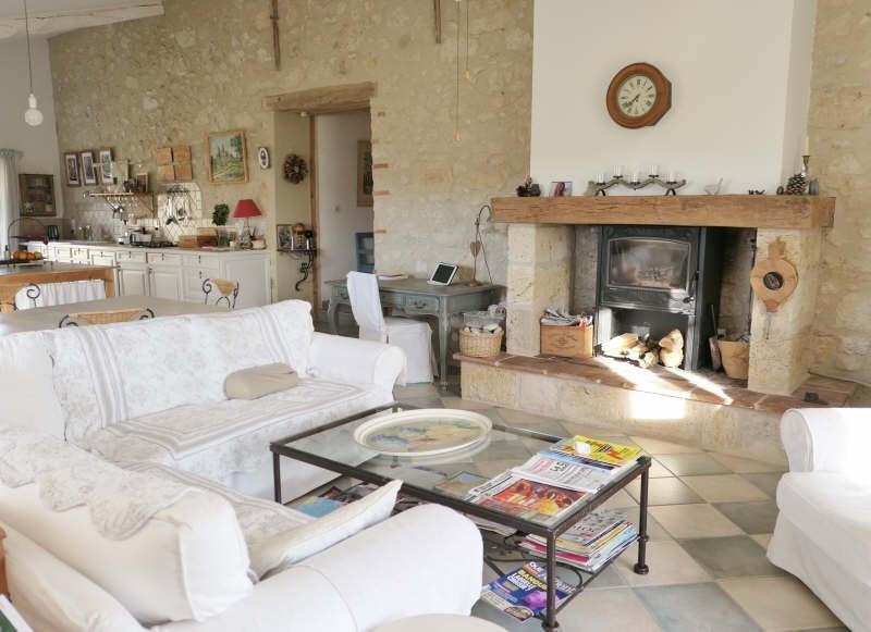Sale house / villa La romieu 440000€ - Picture 2
