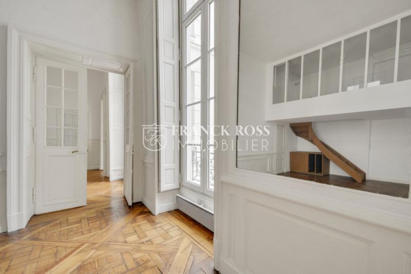 Location appartement Paris 4ème 3950€ CC - Photo 12