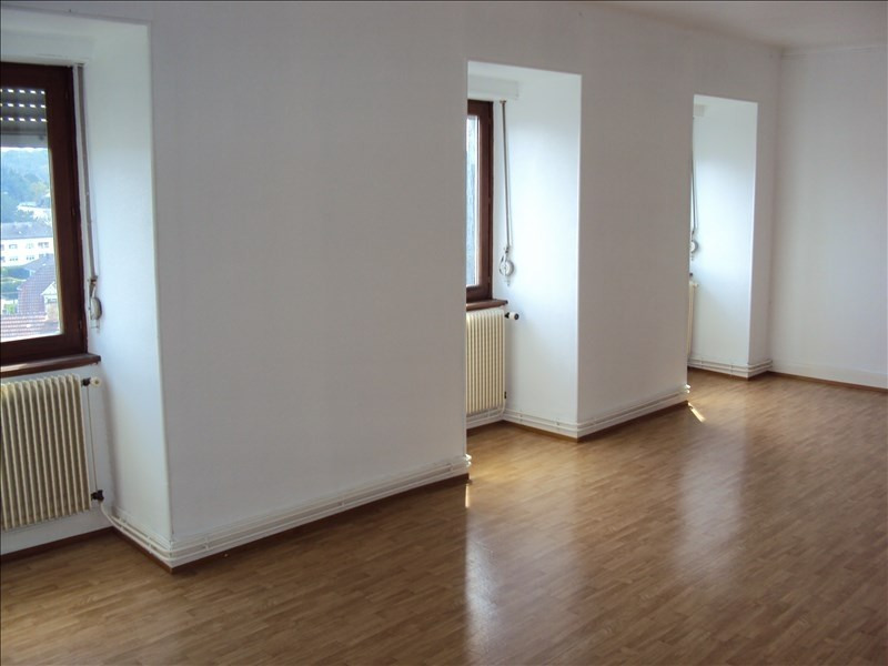 Sale apartment Riedisheim 137000€ - Picture 2